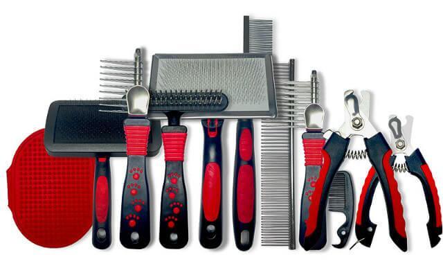 Инструменты для стрижки йорков