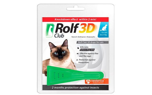 Рольф клуб 3D