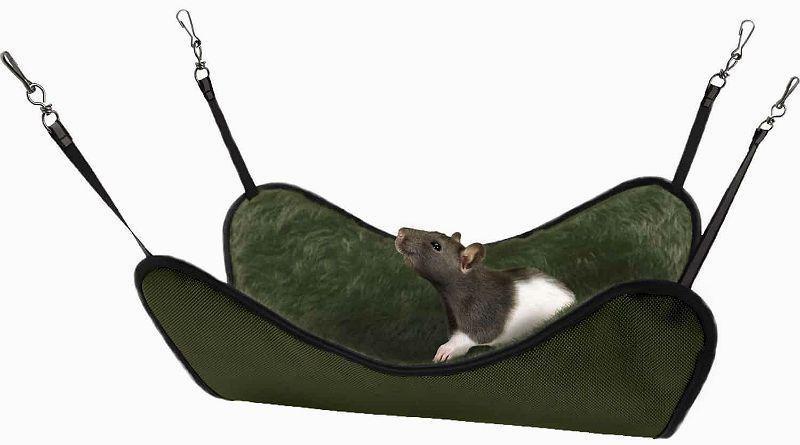 Гамак для декоративной крысы - главное фото