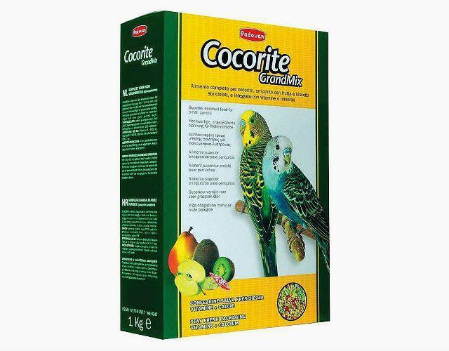 Padovan Grand mix Cocorite