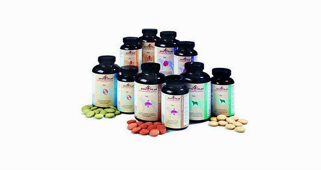 Anivital Cani Derm - витамины для лаек