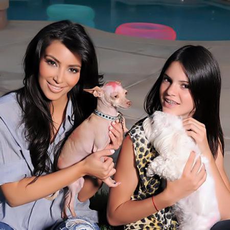 Истории животных Ким Кардашьян с детства до сегодняшнего дня