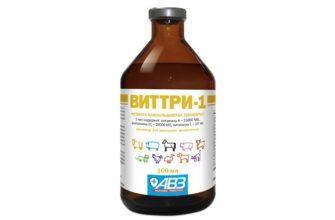 Виттри-1 для кошек