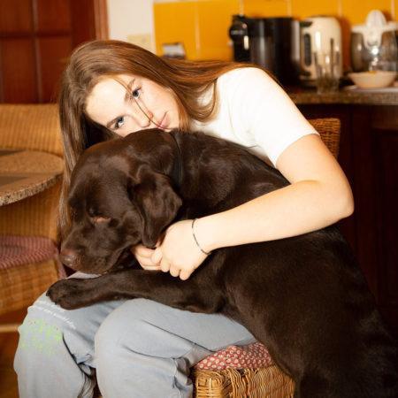 Восходящие звёзды американской культуры, которые не скрывают своей любви к собакам