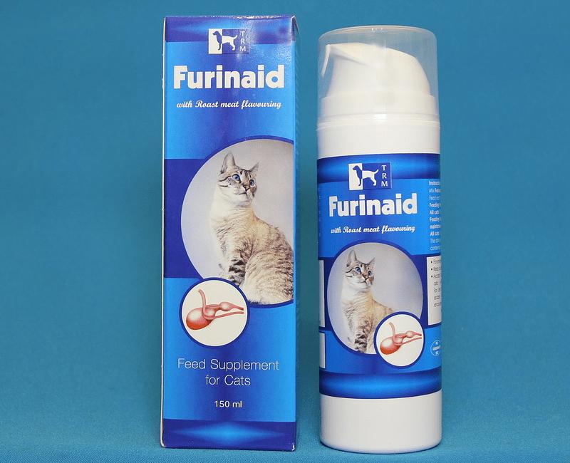 Фуринайд для кошек - применение