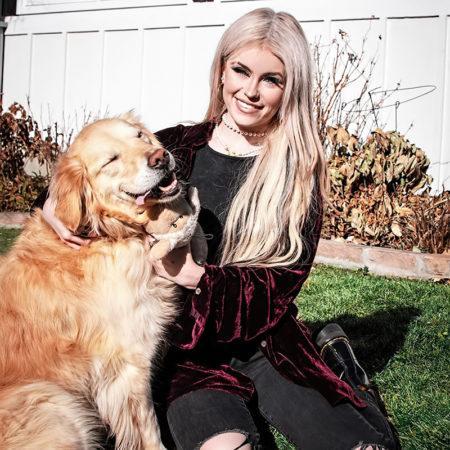 Эмма Нортон: звезда Тик-Ток предпочитает собак с «негодяйским характером»