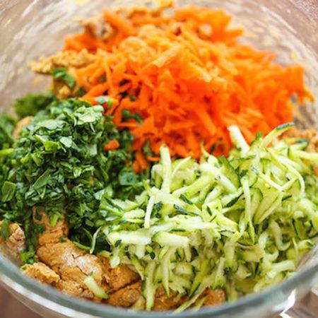 Здоровое питание для животных: овощное печенье