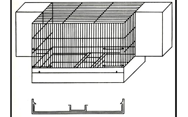 Схема клетки для попугая