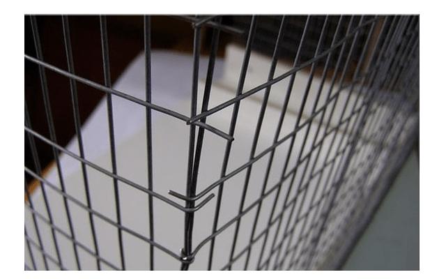 016 - клетка для попугая своими руками
