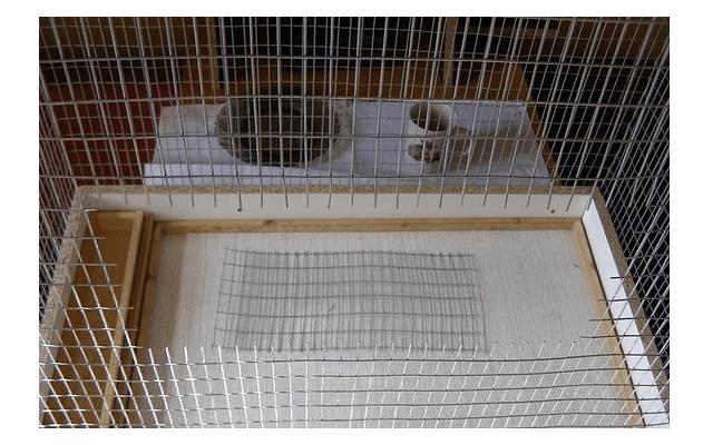 021 - клетка для попугая своими руками
