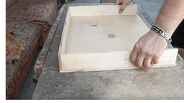 03 - Как сделать клетку для кореллы