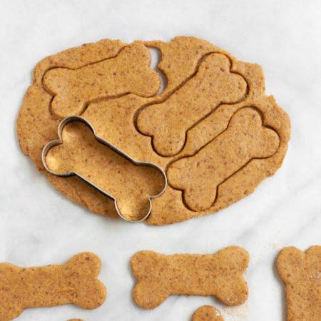 Здоровое питание для собак: яблочно-тыквенное печенье
