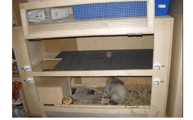 011 - дом для кролика