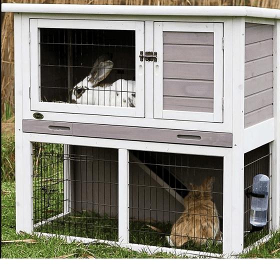02 - дом для кролика