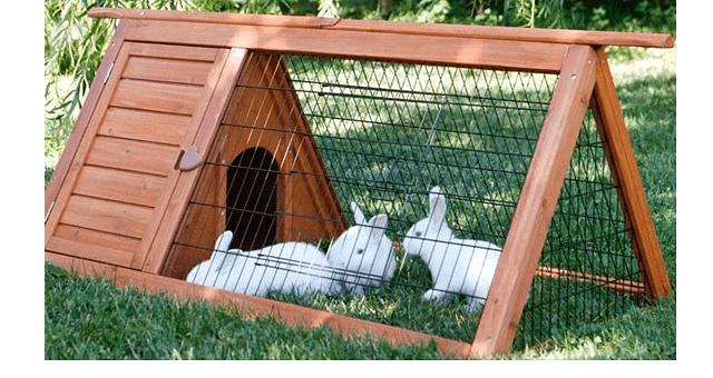 04 - дом для кролика