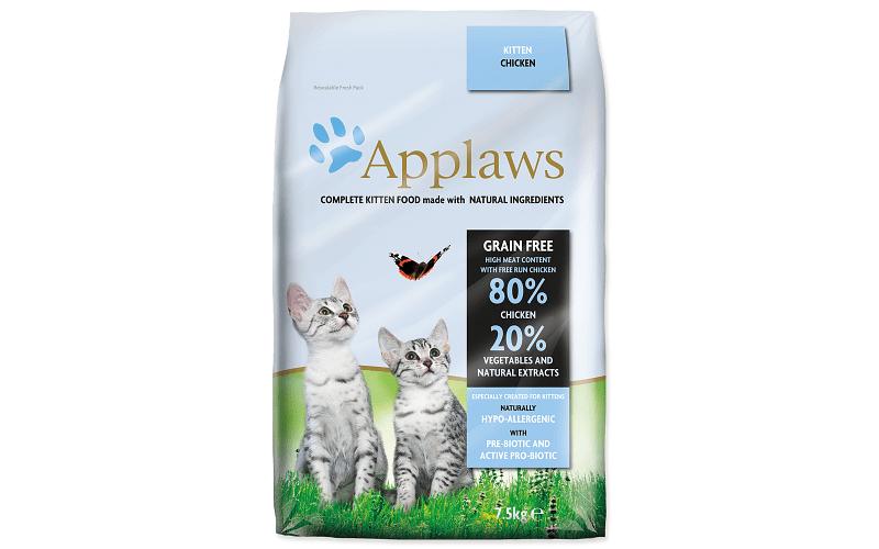 Чем кормить котенка в 3-4 месяца - корма