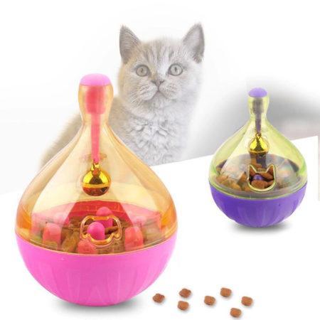 АлиЭкспресс для кошек: интерактивные кормушки