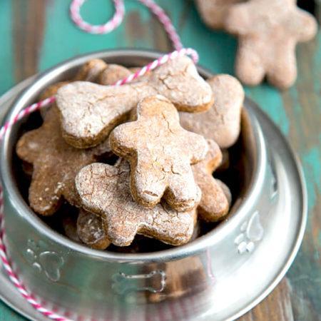 Здоровое питание для собак: вкусное пряничное печенье
