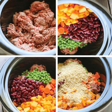 Здоровое питание для животных: рагу в мультиварке