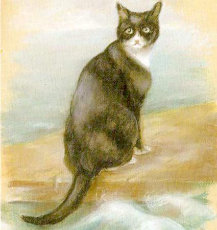 «Непотопляемый Сэм»: 3 эпизода военно-морской жизни одной кошки